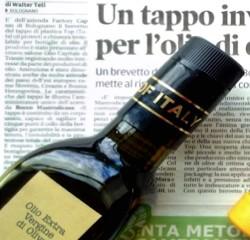 Olio Extravergine di oliva – Bottiglia da 0,25 ABBADIA CARACUPA – Casale Rotondo