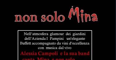 Evento in Cantina : Il 9 luglio… Non solo Mina!