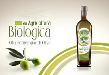 Olio E.V.O. Bio Bottiglia da lt. 0,100 – Colle Rotondo